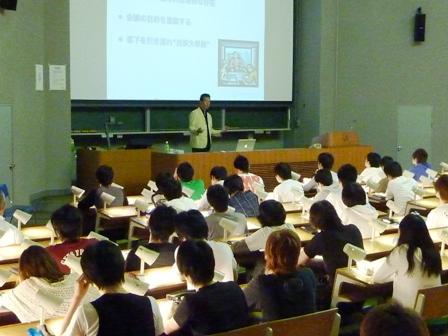 リーダーシップアワード生特別講演会