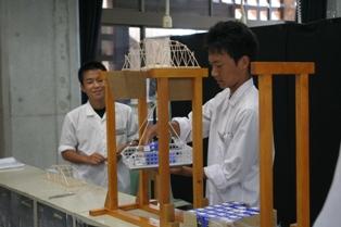小松高等学校「工学部における実験セミナー」