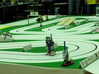 快調な走りを見せたRobotter