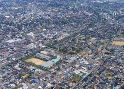 野々市市が「総合評価」全国2位、「安心度」「利便度」で全国1 ...