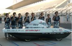 昨年鈴鹿で開催されたレースで準優勝した際の車両