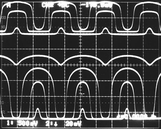 センサユニットの磁束電圧特性