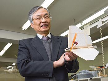 岡本正人教授