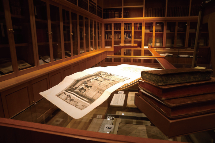 金沢工業大学ライブラリーセンター貴重資料室