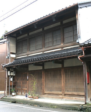 金沢の歴史的住宅
