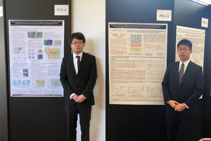 大音師洋実さん(左)と富樫秋平さん