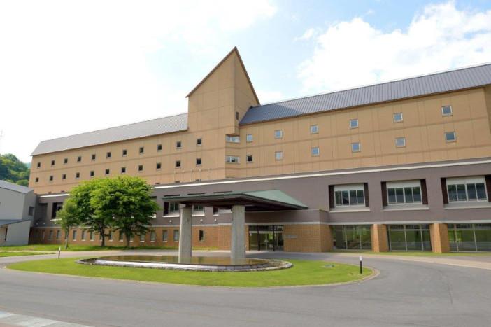 実証実験の拠点となっている金沢工業大学白山麓キャンパス KITイノベーションバブ