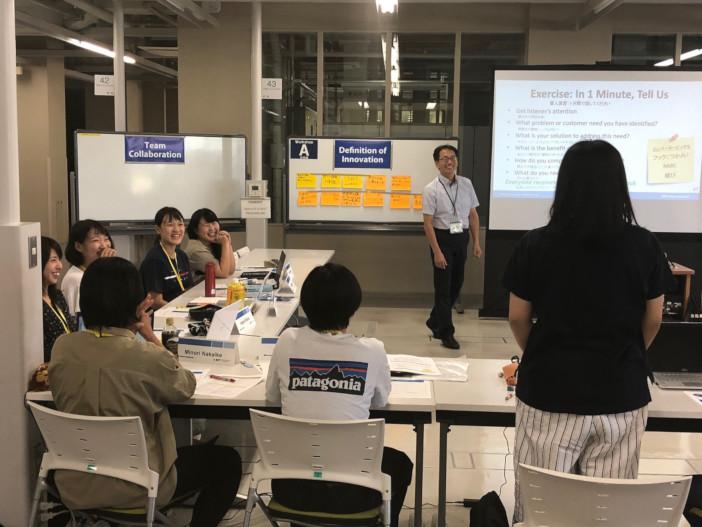 SRI Internationalが体系化した「イノベーション5つの原則」を2日間で学ぶ