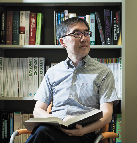 情報工学科 中野 淳教授(データサイエンス/機械学習)はグーグル出身