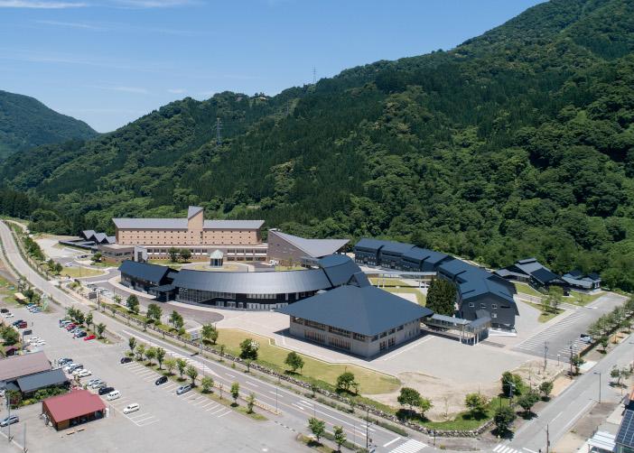 白山麓キャンパスは実証実験キャンパスとして開設された