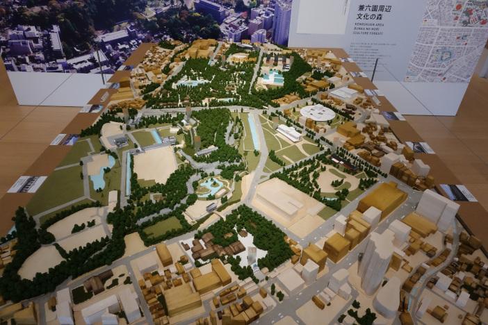 金沢市中心部の大型都市模型(PDF)