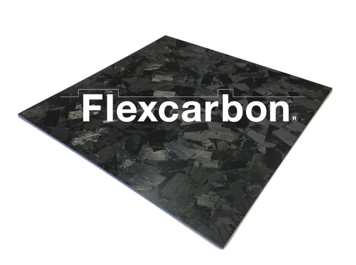 共同研究により開発されたプレス成形用 炭素繊維複合材料シート「Flexcarbon®」